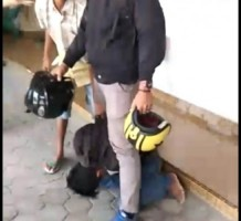 Disergap, DPO Jambret di Jl. Dr. Harun Kabur dari Rumahnya