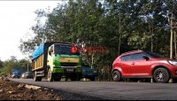 Dishub dan Polantas Diminta Setop Mobil Bertonase Tinggi Lalui Lingkar Tubaba