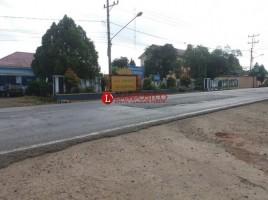 Dishub Lampung Utara Ajukan Perbaikan Marka Jalan