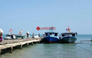 Dishub Lamsel Ajukan Bantuan 4 Kapal Kayu ke Pemerintah Pusat