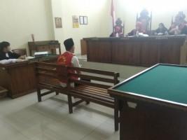Disidang Kasus Korupsi Dana Desa, Pj Kades Sukamulya Akui Terima Gaji Dobel