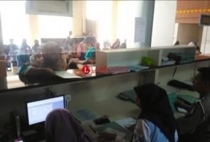 Dispensasi Habis, Wajib Pajak Masih Padati Samsat Tulangbawang Barat
