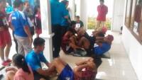 Dispora Lampung Gelar Tes Fisik Atlet Popnas