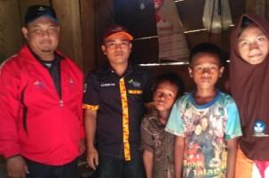 Ditelantarkan Orangtua, Tiga Bocah Ini Butuh Perhatian Pemerintah Pesisir Barat