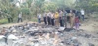Ditinggal Bantu Hajatan, Rumah Warga Kedaung Ludes Terbakar