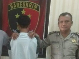 Ditinggal Salat Tarawih, Pencuri Gasak Sepeda Motor Warga Pematangsawa