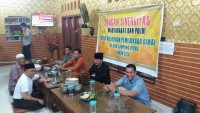 Ditintelkam Polda Lampung Silaturahmi ke Lampung Utara