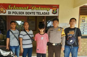 Ditipu Anggota Keluarga Korban penganiayaan,Ponsel Muzaki Dirampas