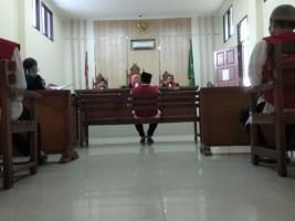 Dititip Sabu 8,27 Gram Terdakwa Dituntut 13 Tahun Penjara
