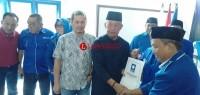 Djohan Kembalikan Berkas Bakal Calon Wali Kota Metro ke PAN