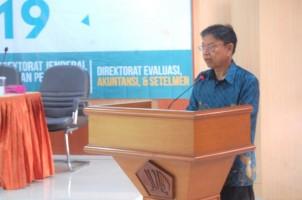 DJPPR Kemenkeu dan DJPb Lampung GelarDiseminasi Administrasi Pengelolaan Hibah