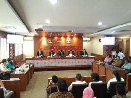 DKPP Jatuhkan Sanksi Peringatan Untuk Ketua KPU Lampung