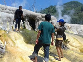 Dongkrak Kunjungan Wisata, Masyarakat Suoh Berharap Adanya Pembangunan Jalan