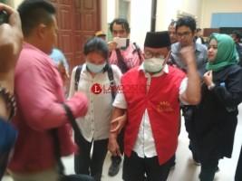 Dosen Pelaku Cabul Divonis Satu Tahun Penjara