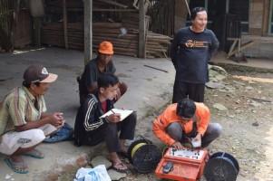 Dosen Unila Edukasi Pemanfaatan Air Dataran Tinggi