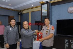 DPD IHGMA dan Polda Bersinergi Majukan Pariwisata Lampung