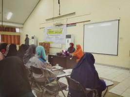 DPM Unila Melaksanakan Pelatihan Administrasi Keuangan