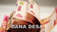 DPMD Lamsel Baru Serahkan Laporan Realisasi Dana Desa Tahap III