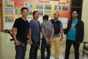 DPO Kasus Curas Diringkus Polisi