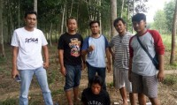 DPO Pencuri Disertai Pembunuhan Ini Diringkus Polres Tulangbawang