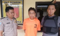 DPO Pencuri Motor Berhasil Dibekuk Jajaran Polsek Gadingrejo
