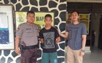 DPO Pencuri Motor Di Halaman Masjid Menyerahkan Diri ke Polisi