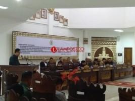 DPRD Bandar Lampung Gelar Dua Agenda Rapat Paripurna