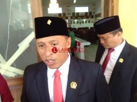 DPRD dan Pemkot Bandar Lampung Komitmen Dukung Program Jokowi