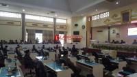 DPRD Gelar Paripurna Istimewa Mendengarkan Pidato Kenegaraan