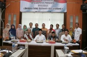 DPRD Jawa Tengah Apresiasi Pemkab Pringsewu