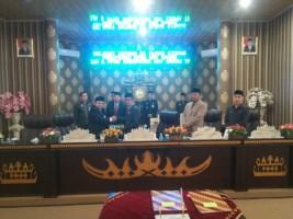 DPRD Kabupaten Way Kanan Gelar Tiga Agenda Sidang Paripurna