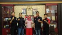 DPRD Kota Metro Dukung Munas AMCI 2018