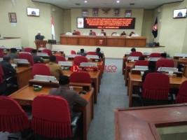 DPRD Lambar Minta Peningkatan Kualitas Pembangunan Bidang Pendidikan