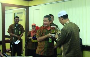 DPRD Lambar Studi Banding Gali Potensi Daerah