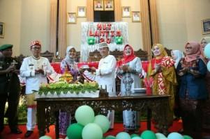 DPRD Lamtim Gelar Rapat Paripurna IstimewaPeringatan HUT Kabupaten