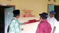 DPRD Pesisir Barat Dukung Pemasangan Tanda Warga Miskin Penerima PKH