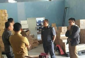 DPRD Pesisir Barat Minta Atap Gudang Obat Way Napal yang Bocor segera Diperbaiki