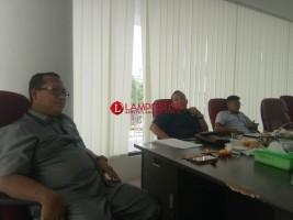 DPRD Pesisir Barat Tidak Puas dengan Hasil Pembangunan Puskesmas Pesisir Tengah
