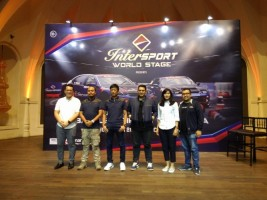 Drifter Nasional dan Dunia akan Ramaikan Intersport World Stage