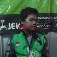 Driver Ojol Dibegal Penumpang