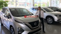 Dua All New Nissan Mengaspal di Lampung