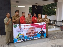 Dua Atlet Hapkido Lampung Tengah Ikuti Kejuaraan Dunia