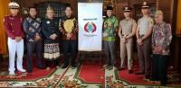 Dua Bupati Hadiri Tasyakur Adat, Saibatin Raja Adat Marga Ranau