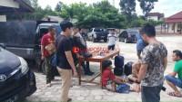 Dua dari Enam Tersangka Begal Mobil di Tubaba Dibekuk Polisi