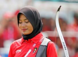Dua Jagoan Panah Indonesia InginRebut Tiket Olimpiade Lewat Kejuaraan Dunia