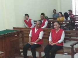 Dua Janda Jalani Sidang Keterangan Saksi Kasus Pesta Sabu