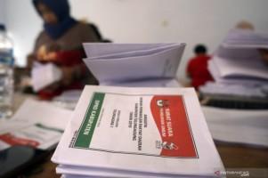 Dua Kabupaten Masih Kurang Surat Suara Pemilu 2019