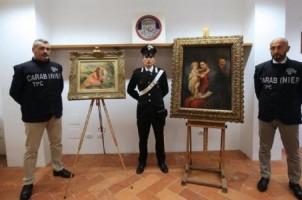 Dua Lukisan Terkenal yang Hilang di Italia Ditemukan