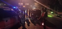 Dua Mobil Adu Kambing, 7 Orang Luka-luka
