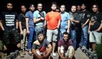 Dua Pelaku Perampas Ponsel Pelajar di Lampura Dihadiahi Timah Panas